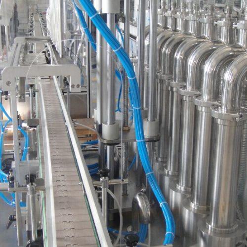 500ml橄榄油灌装机